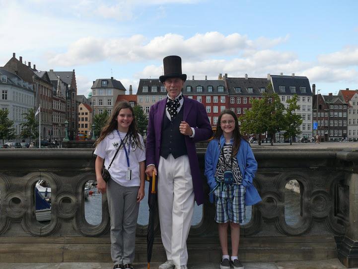 Copenhagen walking tours